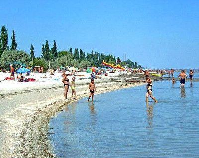 Арабатская стрелка: отдых, отзывы, море, пляж, жилье, горячий источник 44