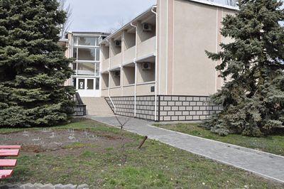Пансіонат у Сєдовому