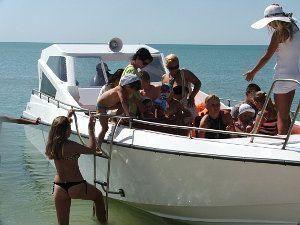 Житло на Азовському морі