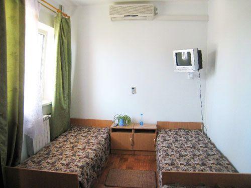Пансіонат «Наталі», Чорноморське, номер «стандарт»