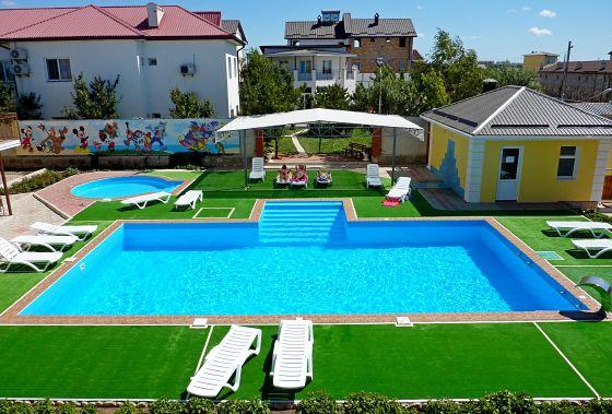 Відпочинок у Чорноморському