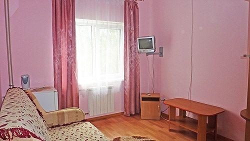 Пансіонат «Наталі», Чорноморське, номер «люкс»