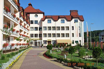 Пансіонат у Поляні