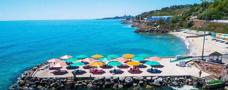 Совіньйон Одеса пляж изобоажение