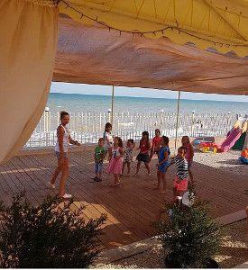 Пансіонат для сімей з дітьми Степанівка-1 Азовське море