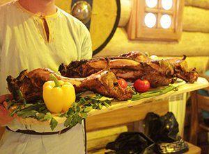 Парк Київська Русь ресторан