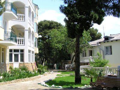 Парк Готель, Місхор