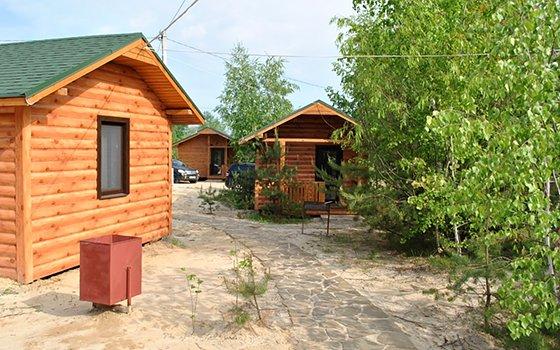 Печенізьке водосховище будиночки