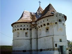 Покровская церковь в Сутковцах