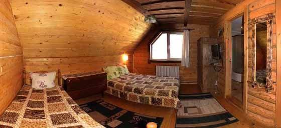 Готелі Поляниця