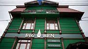 Ресторан в Мукачево Біг Бен