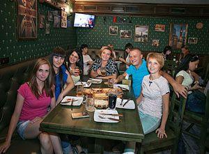Ресторани Мукачева