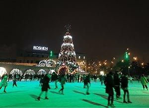 «Рошен» Київ фото