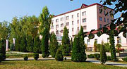 Санаторий «Радуга», Волочиск