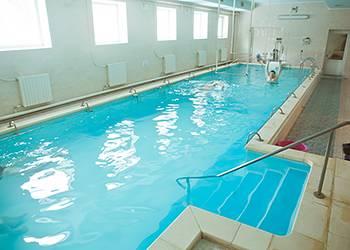 санаторий Авангард Немиров лечение бассейн фото