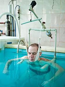 Лечение в санатории «Авангард» фото процедур