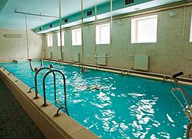 Санаторий «Авангард» бассейн лечение