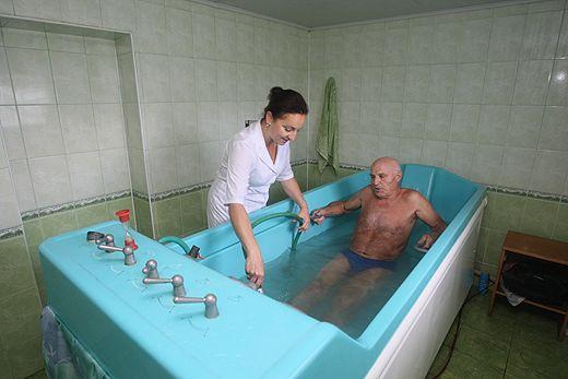 Санаторий «Черче» - лечение на курорте
