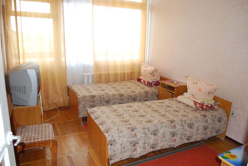 Санаторий имени Пирогова - лечение и отдых на курорте Куяльник
