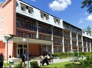 Лікування ШКТ у санаторії