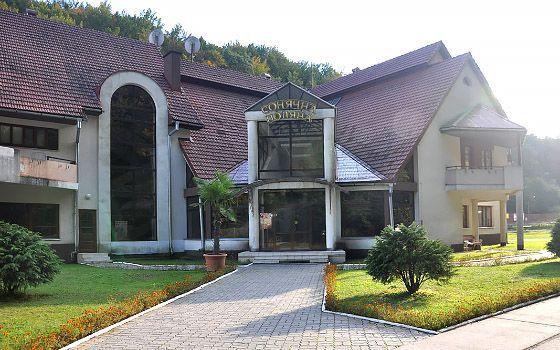 Санаторій в Поляні Закарпаття