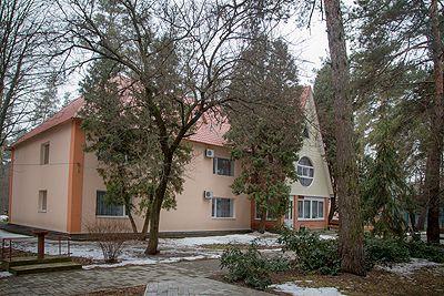 Лікування в Полтавській області, санаторій «Сосновий бір»