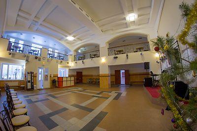 Відпочинок і лікування біля Полтави, санаторій «Сосновий бір»