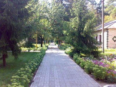 Відпочинок у Полтавській області, санаторій «Сосновий бір»