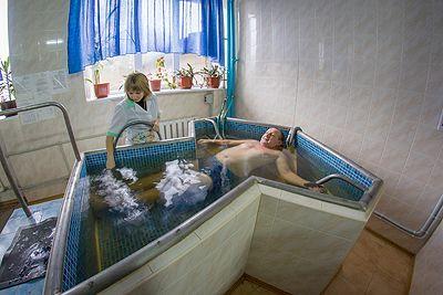 Лікування у Полтавській області, санаторій «Сосновий бір»