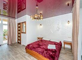 Кирилівка гостьовий будинок Ніколь номери фото