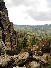 Урицькі скелі