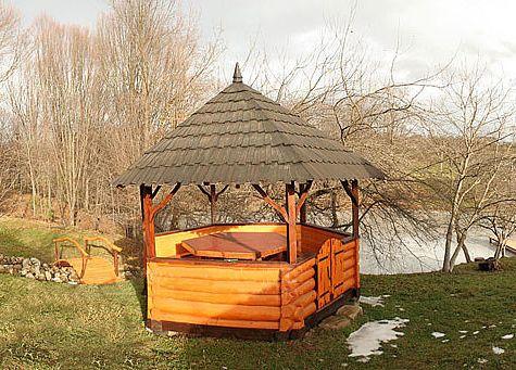 Відпочинок в Косові Карпати, садиба «Клен»