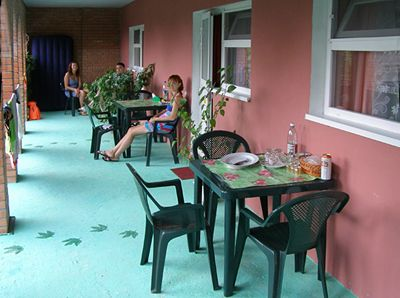 Недорогий відпочинок у Бердянську