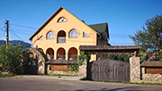 будинок в Карпатах з сауною