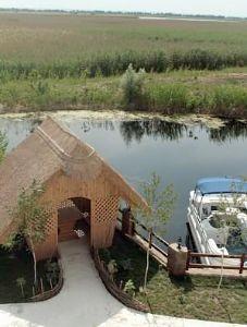 Рибальська база в Одеській області