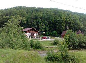 Будинок в Поляні подобово