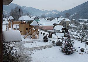 Відпочинок в горах приватний сектор