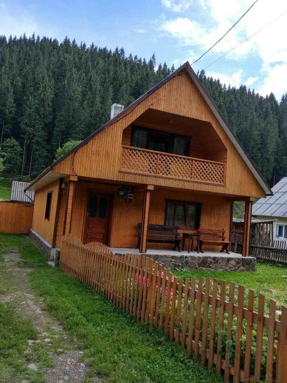 Зняти будинок біля Синевиру