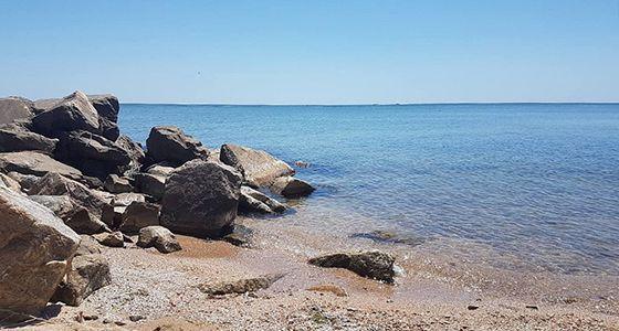Відпочинок на Азовському морі фото Новопетрівка