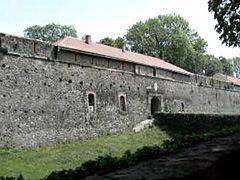 Ужгородский замок, мост