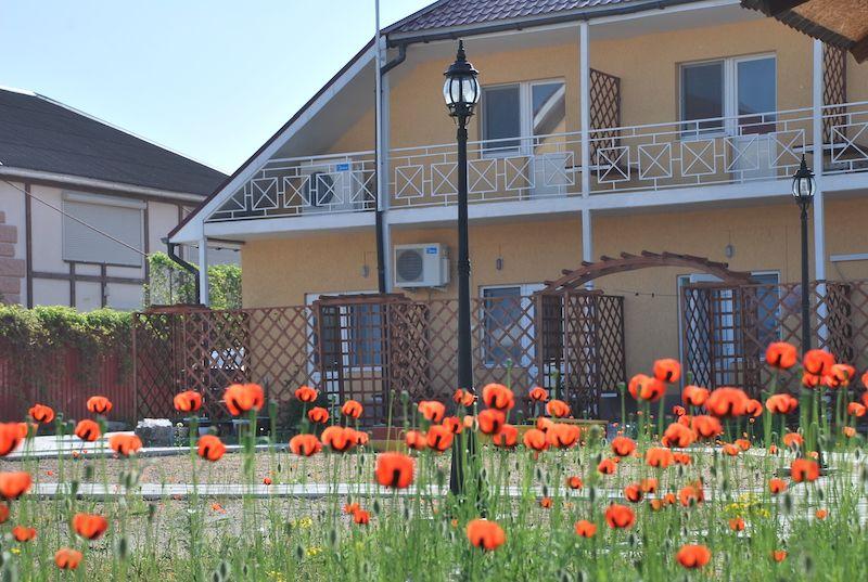 Готель на Білосарайській косі