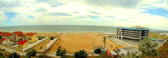 Готель недалеко від моря