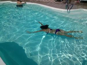 Відпочинок на Білосарайській косі з басейном