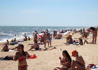 Відпочинок на Азовському морі круглий рік