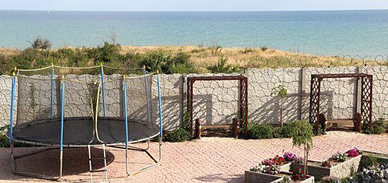 Вілла на Азовському морі