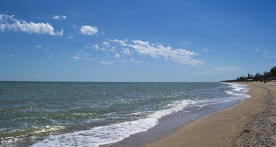 Мелекіне пляж