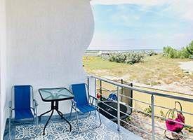вілла Перлина-2 Чорне море вид з балкона фото