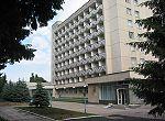 Військово-медичний центр ВПС України, фасад