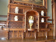 Воронцовский дворец, интерьер