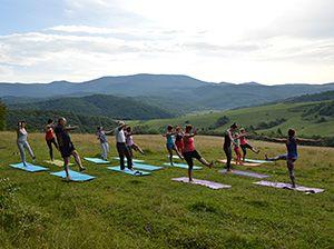 Карпати йога-табору